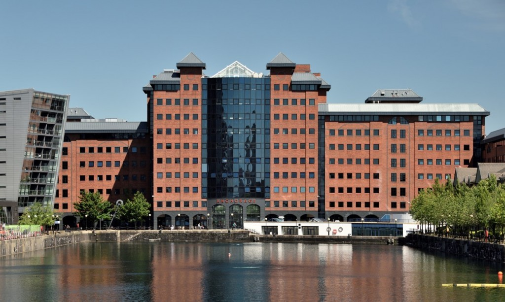 Anchorage - Salford Quays